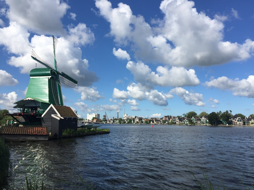 Amsterdam day trip